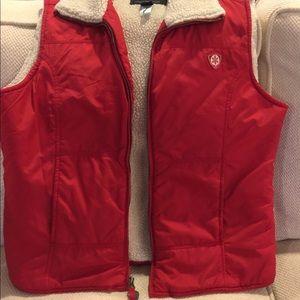 American Eagle vest